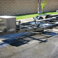 SHAD 1 - Single Jetski Trailer