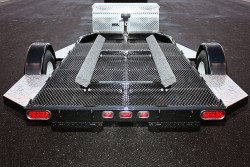 SHAD 1 Single Jet Ski Trailer - Shadow Trailers
